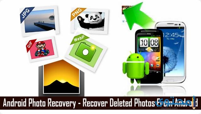 تطبيق Recover Deleted Photos