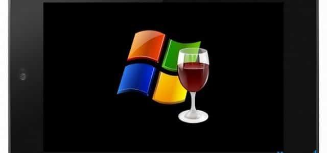 تطبيق Wine لتشغيل برامج ويندوز على الاندرويد