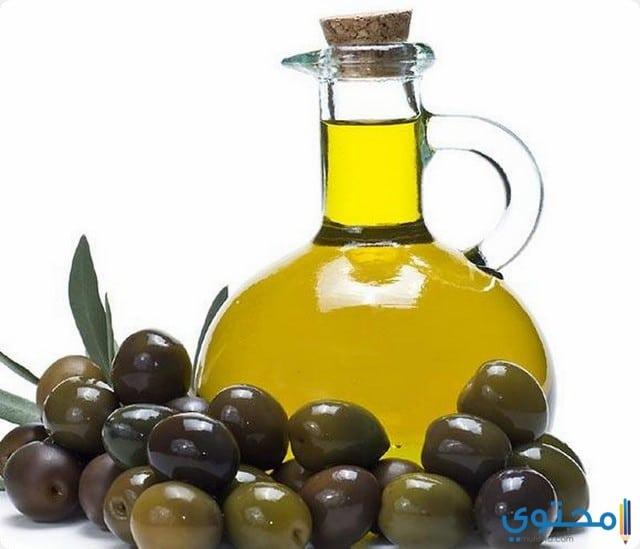 وصفة زيت الزيتون والسكر