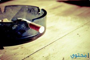 موضوع تعبير عن التدخين