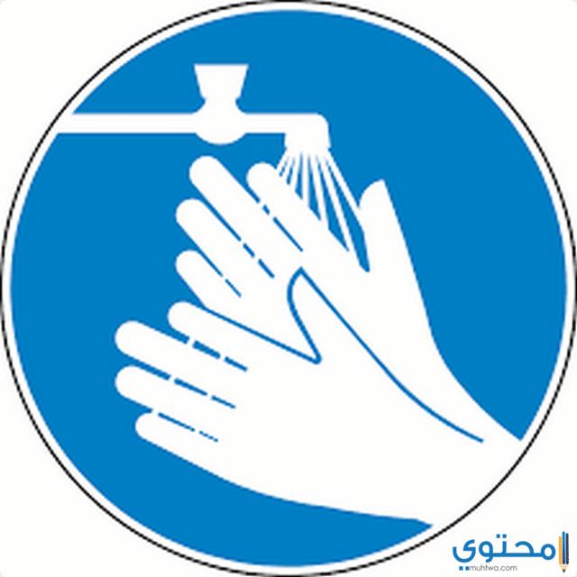 تعبير عن أهمية النظافة لصحة الإنسان