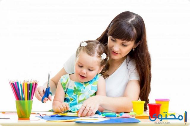 تعليم الطفل الكتابة