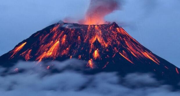 تفسير الاحلام والرؤي البركان في المنام
