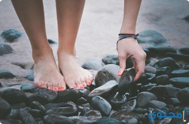 تفسير رؤية الساق في المنام
