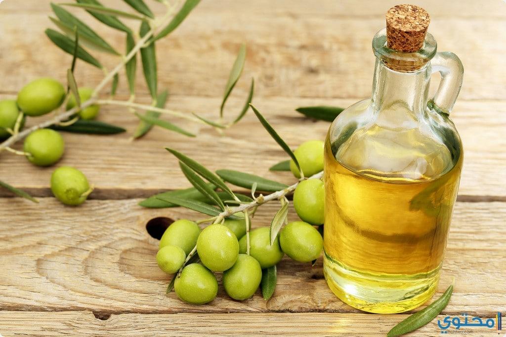 ماسك زيت الزيتون لتكبير الخدود والصدر