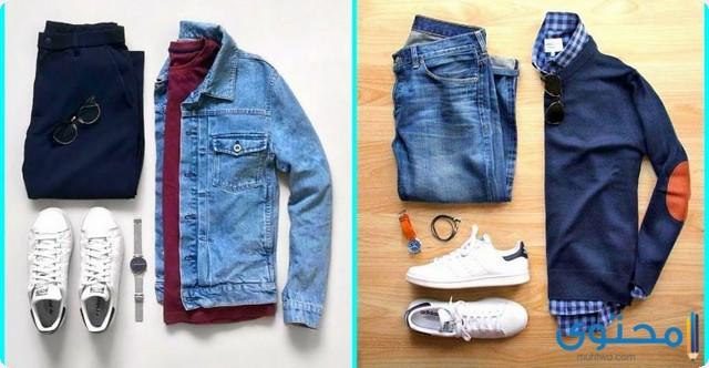تناسق الألوان في الملابس للرجال