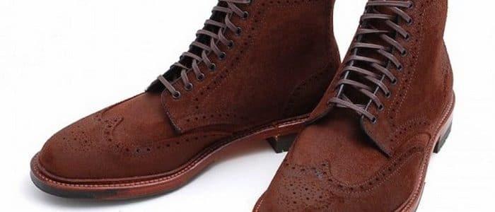 طرق تنظيف حذاء الشامواه