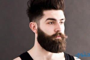 طرق تطويل وتنعيم شعر اللحية
