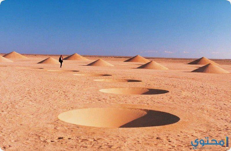 تنفس الصحراء في الغردقة