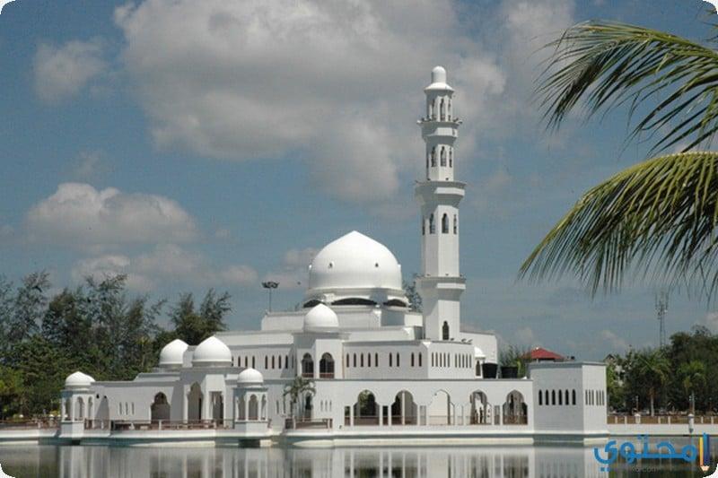 مسجد تنكو زهرة كوالا ترينجانو
