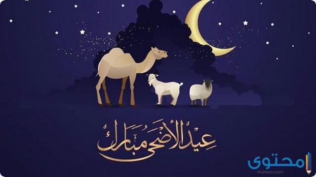 تهنئة عيد الأضحى رسمية