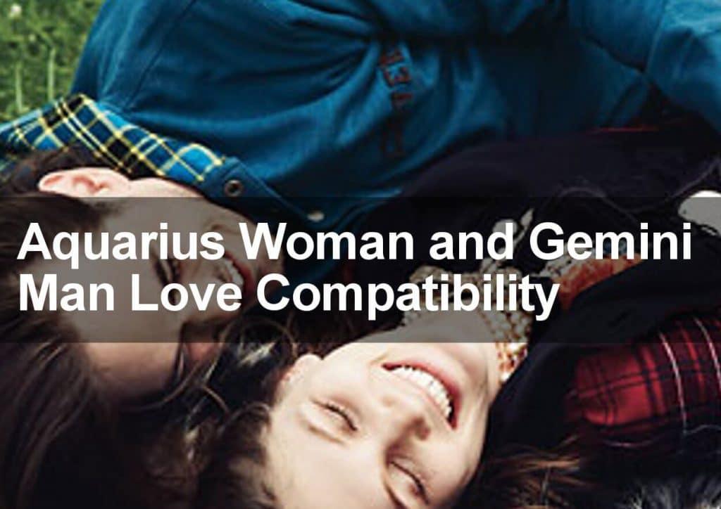 تواقق برج الدلو مع برج الجوزاء في الحب والزواج