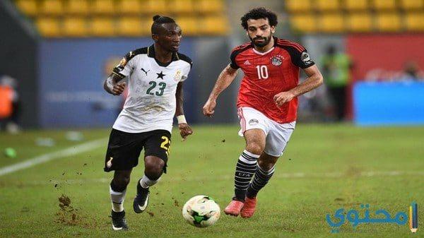 مشوار مصر في تصفيات كأس العالم 2018