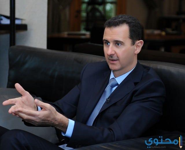 توقعات مايك فغالي لبشار الأسد 2018