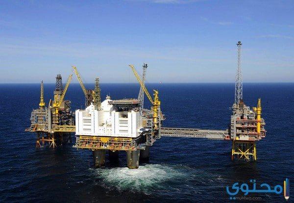 آبار النفط