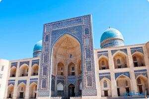 معالم وصور السياحة فى أوزبكستان