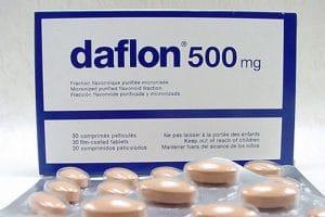 دافلون Daflon 500 أقراص مقوية للأوعية الدموية