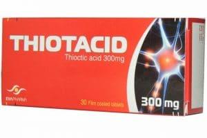 ثيوتاسيد Thiotacid لعلاج التهاب الأعصاب
