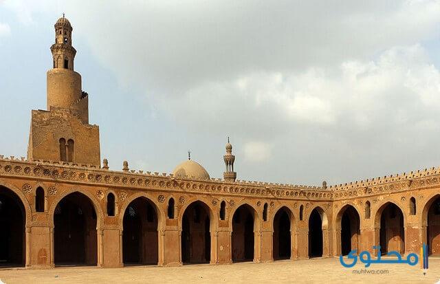 مسجد احمد بن طولون مدينة الألف مئذنه