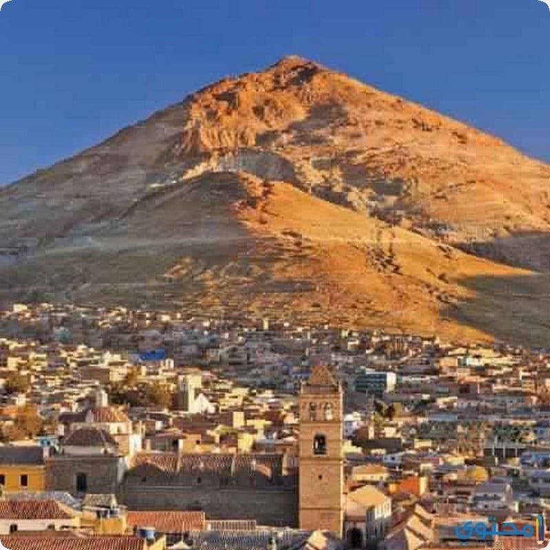 جبل سيرو ريكو