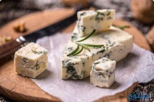 فوائد واضرار الجبنة الريكفورد