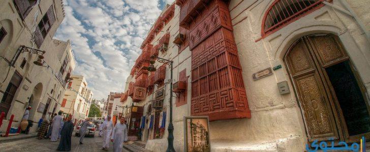 جدة التاريخية موقع تراث عالمي عربي