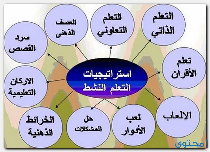 جدول التعلم المطور