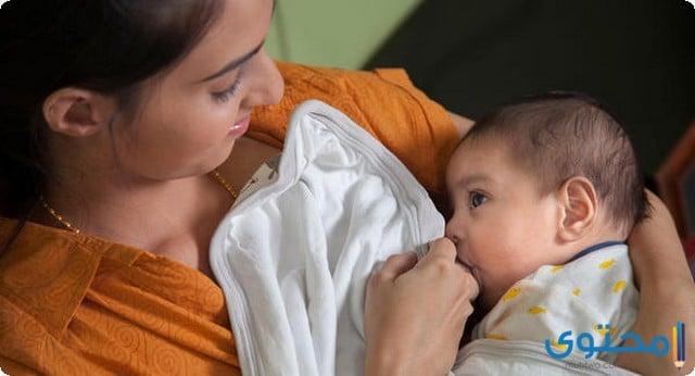 اهمية الرضاعة الطبيعية