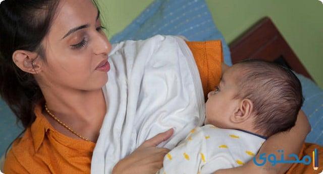 جدول تنظيم اوقات الرضاعة
