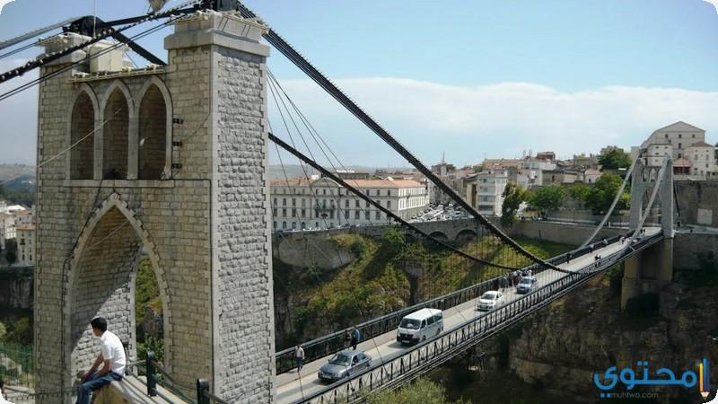 جسر سيدي مسيد بقسنطينة