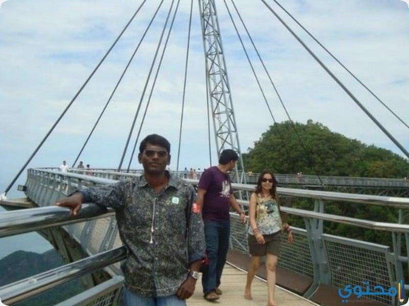 جسر السماء المعلق