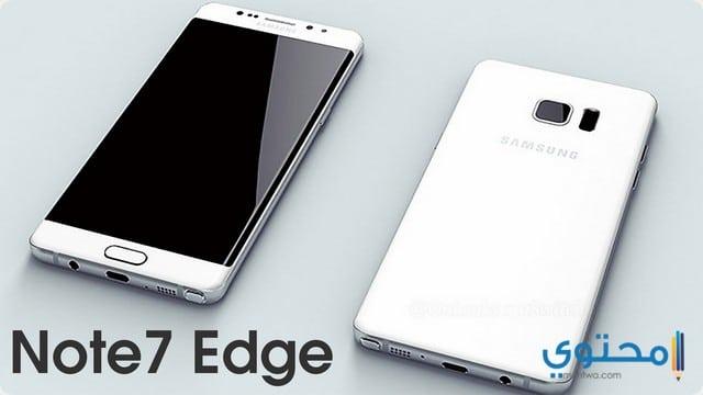 جلاكسي Note 7 edge