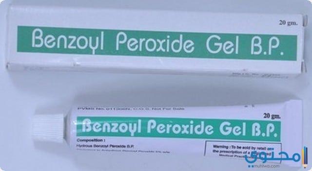 موانع استخدام كريم بنزويل بيروكسيد