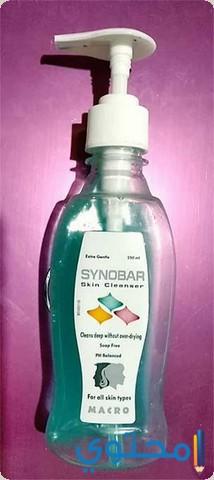 موانع واحتياطات استخدام جل سينوبار
