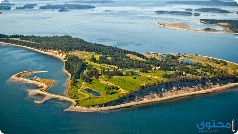 جزيرة جيمس في كندا