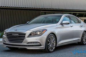 مواصفات وأسعار سيارة جينيسيس G80 2018