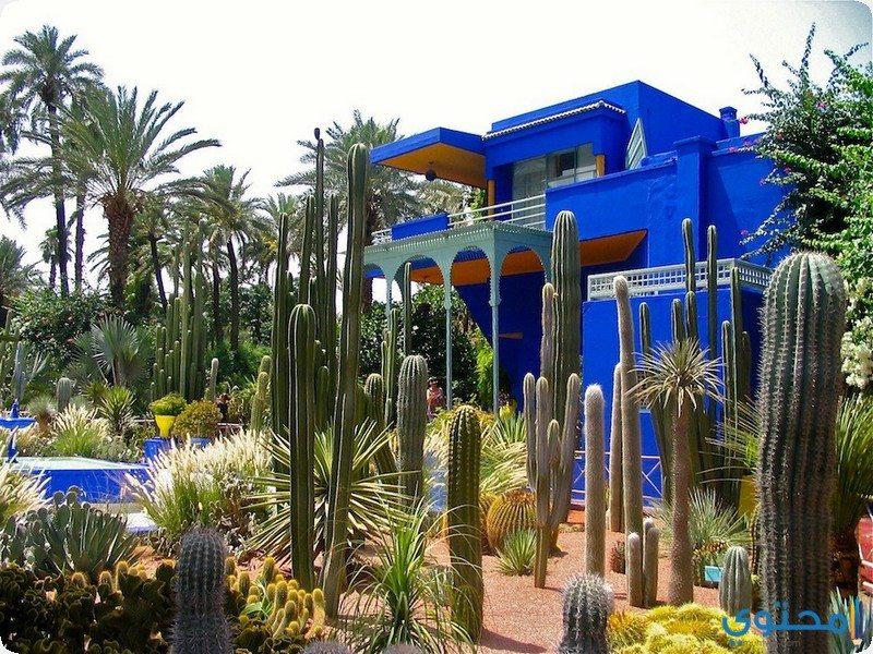 حدائق الماجوريل