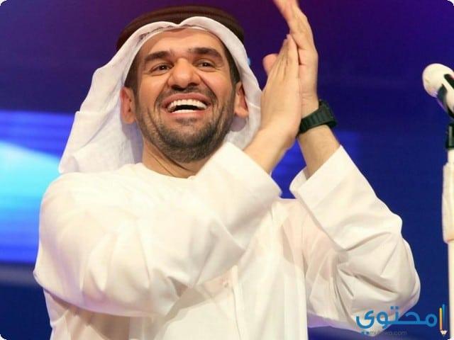مشوار حسين الجسمى الفنى والغنائى