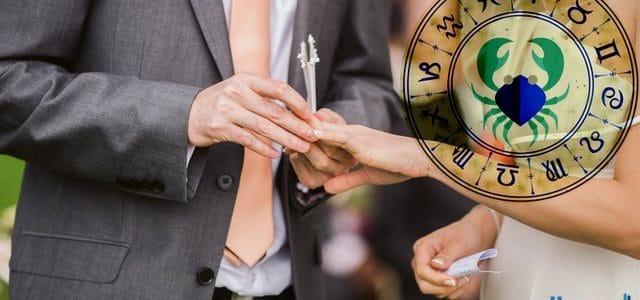 حظوظ برج السرطان في الحب والزواج 2019 بالتفصيل