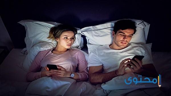 حكم العلاقة الزوجية عن طريق النت أو الهاتف