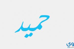 معنى اسم حميد