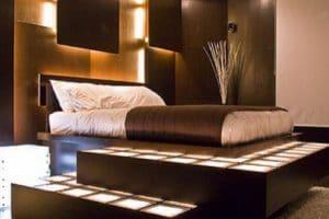 ديكور حوائط غرف نوم متنوعة وحصرية