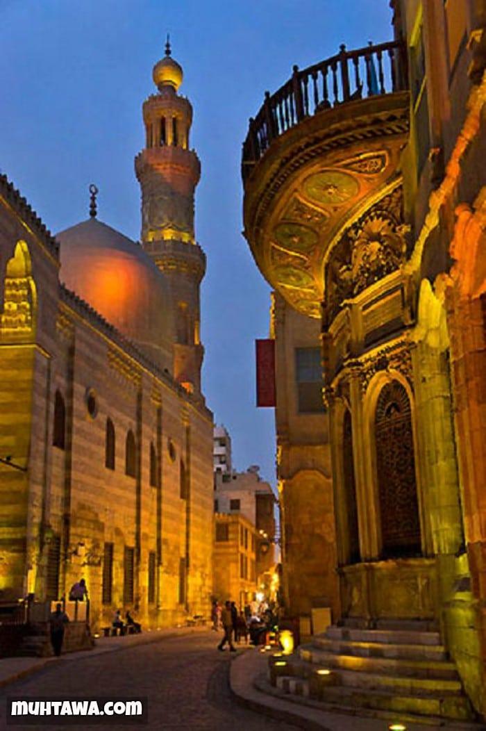 صور السياحة الاثرية في القاهرة 2021 - موقع محتوى