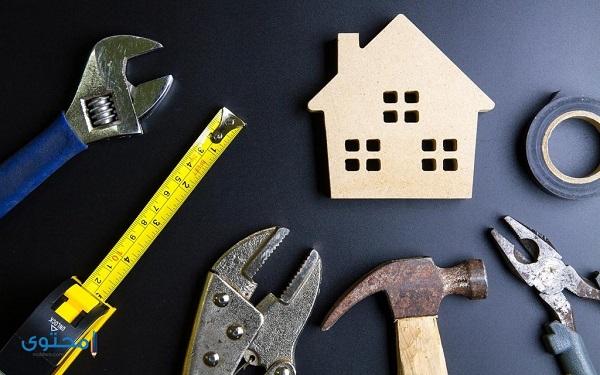 خدمات الصيانة المنزلية