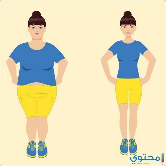 طرق فقدان الوزن