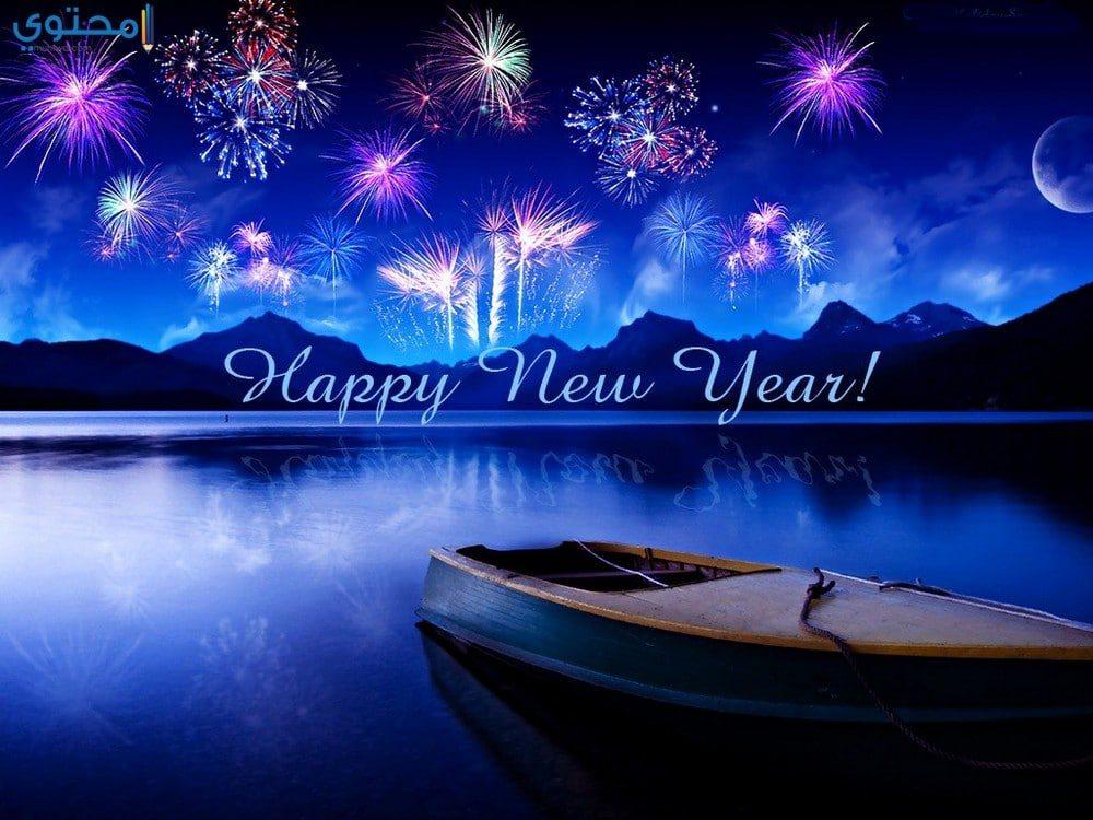 خلفيات رأس السنة الجديدة