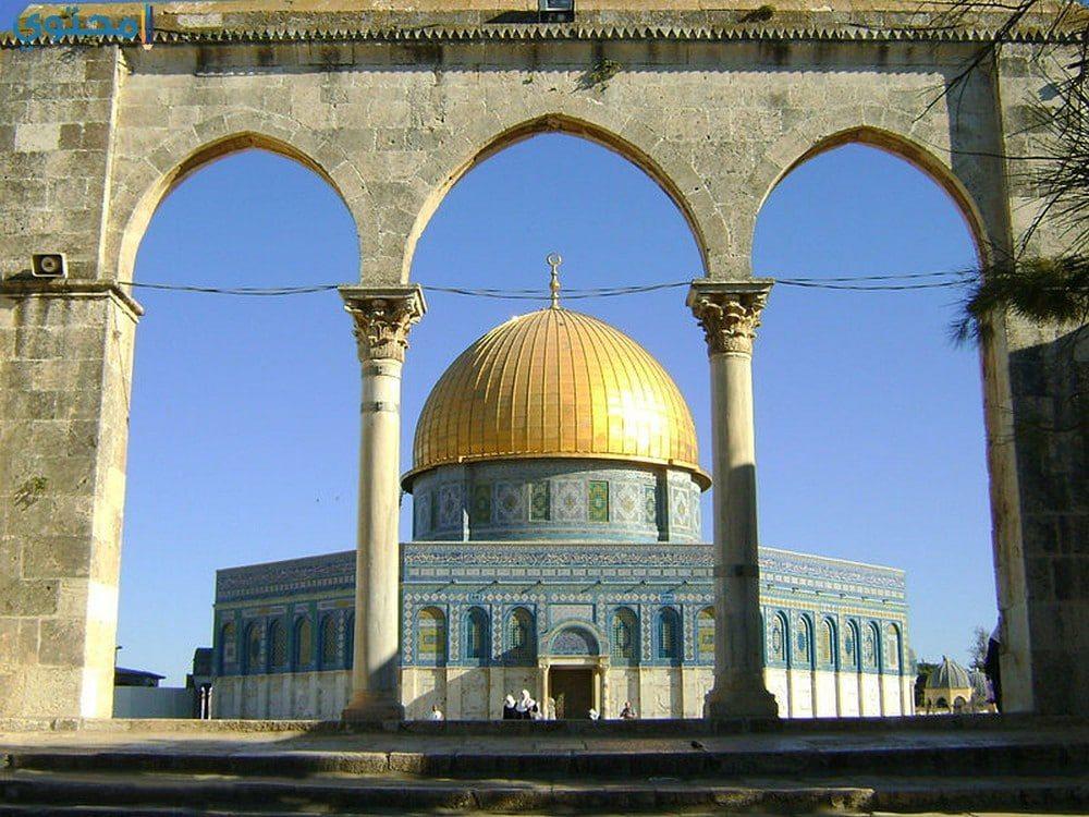 أحدث غلاف فيس بوك عن القدس