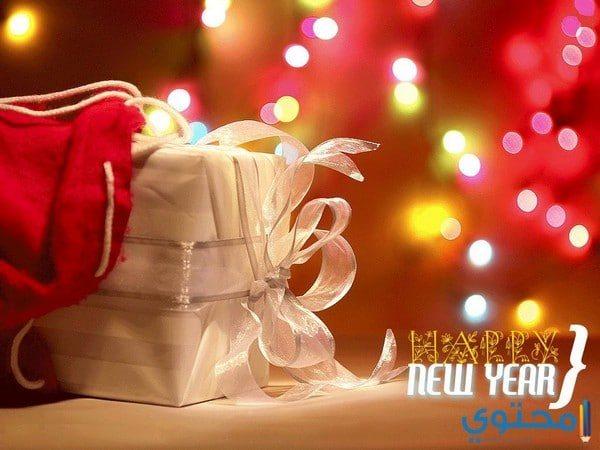 أجمل خلفيات السنة الميلادية 2018