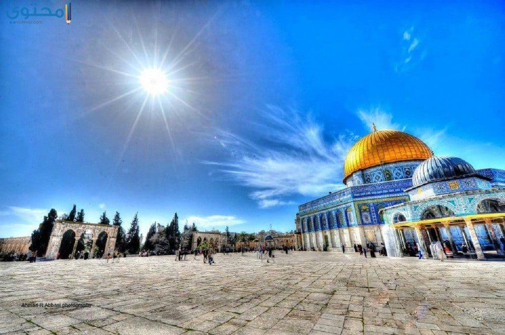 أحدث خلفيات عن القدس