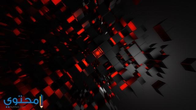 خلفية 3d لسطح المكتب